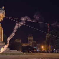 Why the Toppling of Lenin in Kharkiv Is More Significant than You Might Think