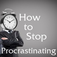 #44 How to Stop Procrastinating