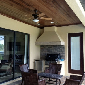 Exterior Maintenance, Outdoor Kitchen, Entrance ways, Screens