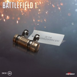 Battlefield 1 Collector tube pigeon voyageur