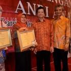 PT Semen Padang Raih Penghargaan Terbaik Pengelolaan Kearsipan