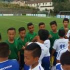 Delegasi Indonesia Kejuaraan DNC Dunia Lakukan Pertandingan Persahabatan