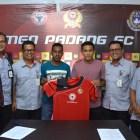 Tim Semen Padang FC Kontrak Pemain Baru