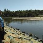 Nagari Niur Melambai Palangai Butuh Pengaman Tebing