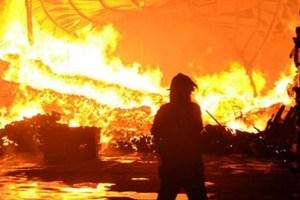 3,9 Miliar Rupiah Hangus Terbakar