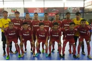 Hempaskan Real Wahid, Refhely FC Pastikan Lolos 8 Besar