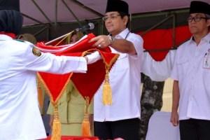 Semen Padang Peduli di Hari Kemerdekaan ke 72