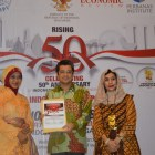 Semen Padang Terima Anugerah  Anak Perusahaan BUMN  Indonesia Terbaik 2017