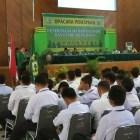 Rektor Unand : Jangan Sampai Tamatan Unand Jadi Sarjana Sampah