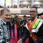 Ketua dan Pengurus DPP Iluni UNP  Terima 3.689 anggota Alumni Baru