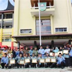 Upacara Hari Sumpah Pemuda Berjalan Khitmad, Pemprov Beri Penghargaan
