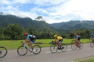 Kementerian PUPR Turut Sukseskan Balap Sepeda Tour de Singkarak 2017