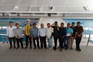 Kesiapan Venues Asian Games 2018 Hampir Rampung