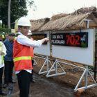 Presiden Targetkan Pembangunan Bendungan Sukamahi dan Ciawi Rampung 2019