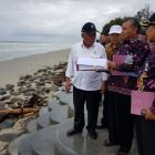Menteri PUPR Tinjau Infrastruktur di Bengkulu