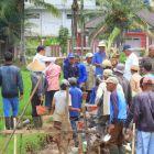 Program Padat Karya Tunai Irigasi di Tasikmalaya Dimula