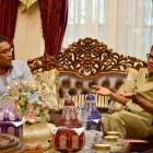 Pemprov Sumbar Dukung Proyek Pemerintah Pakai Semen Padang