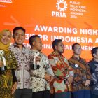 Semen Padang Raih Silver Pada Ajang PR Indonesian Awards 2018
