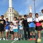 Petenis Yunior Semen Padang Ukir Prestasi di Kejurnas Piala Bupati Solok