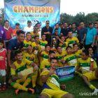 Solok FC Juarai Turnamen Bola Antar Tiga Provinsi