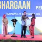 Layanan e-FLPP Kementerian PUPR Mendapat Penghargaan TOP 99 Inovasi Pelayanan Publik