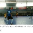 Tim Futsal IKASMA Pastikan Diri Lolos 8 Besar Linus Sumbar