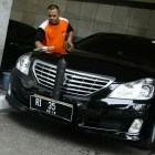Ini Dia Plat Mobil Pejabat Negara Republik Indonesia