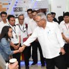PUPR EXPO 4.0 : Menteri Basuki Dorong Generasi Muda PUPR Aktif Kembangkan Teknologi Informasi