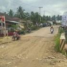 BPJN III Padang Bertindak Cepat Tanggulangi Jalan Amblas di Pasaman