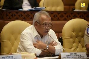 Menteri PUPR ; Kesiapan Jalur Mudik Sumatera – Jawa Paling Siap