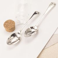 Vintage Sterling Silver Spoon