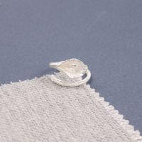 Calla Lily Wrap-around-Ring