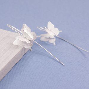Flutter Butterfly Earrings