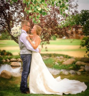 Kris and Erika Musser. Photo courtesy of Amber Reinhardt Photography