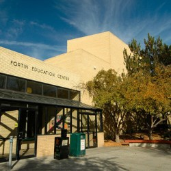 Rocky Mountain College's Fortin Education Center. Photo courtesy of Rocky.edu.
