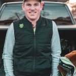 Tristan Hanson: 19-year-old golfer who attends Rocky Mountain College. Biology major.  From Oliver Walkers Tournament Day photo story