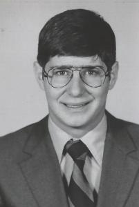 My passport photo for my LDS Mission, taken in February 1976