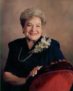 Arlene Bateman on her 50th Anniversary