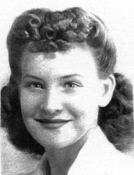 Arlene Shepherd ca. 1944