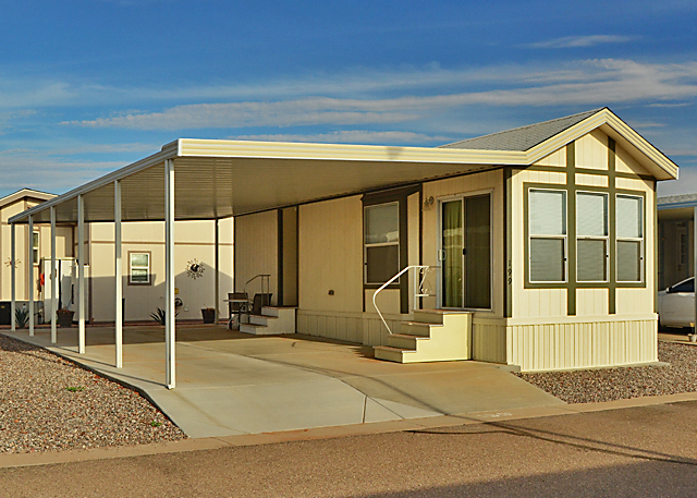 Sundance 1 RV Resort Homes for Sale, Casa Grande Arizona