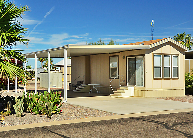 RV Resort Living Casa Grande Arizona