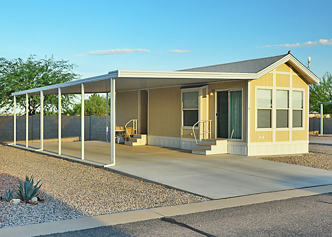 RV Resort Living in Casa Grande, Sundance 1