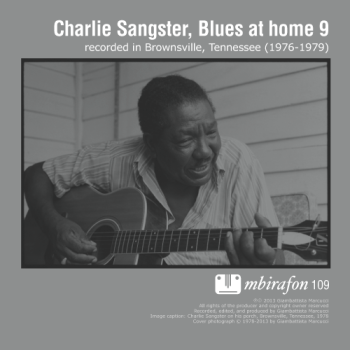 Charlie Sangster