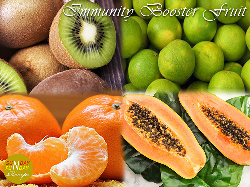 immunity booster fruits