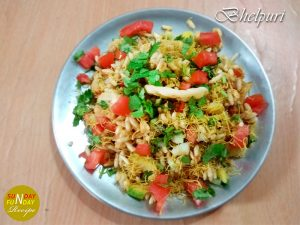 Easy Bhel Puri Recipe