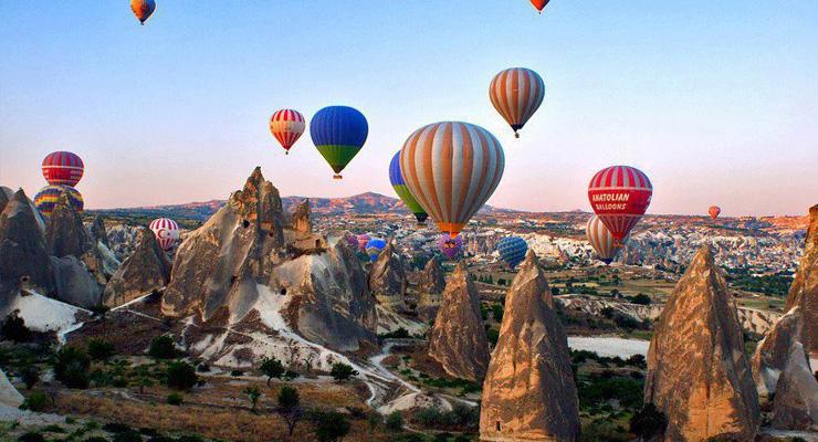 Cappadocia Istanbul Tour