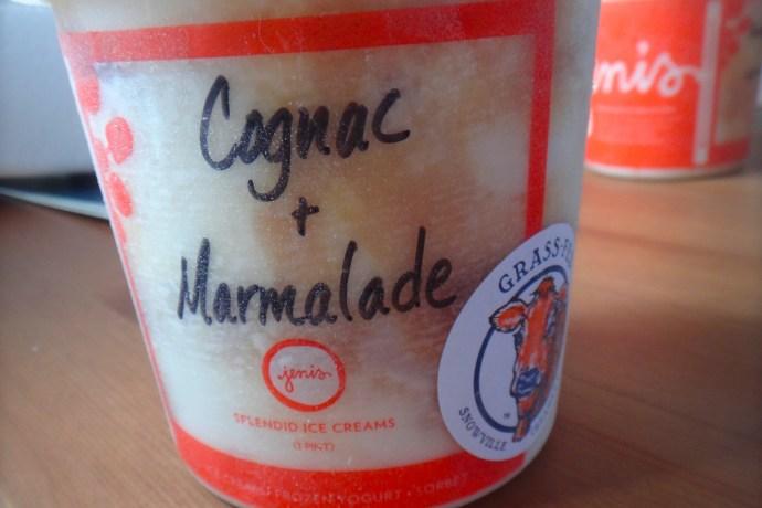 Zelda Collection: Jeni's Cognac + Marmalade