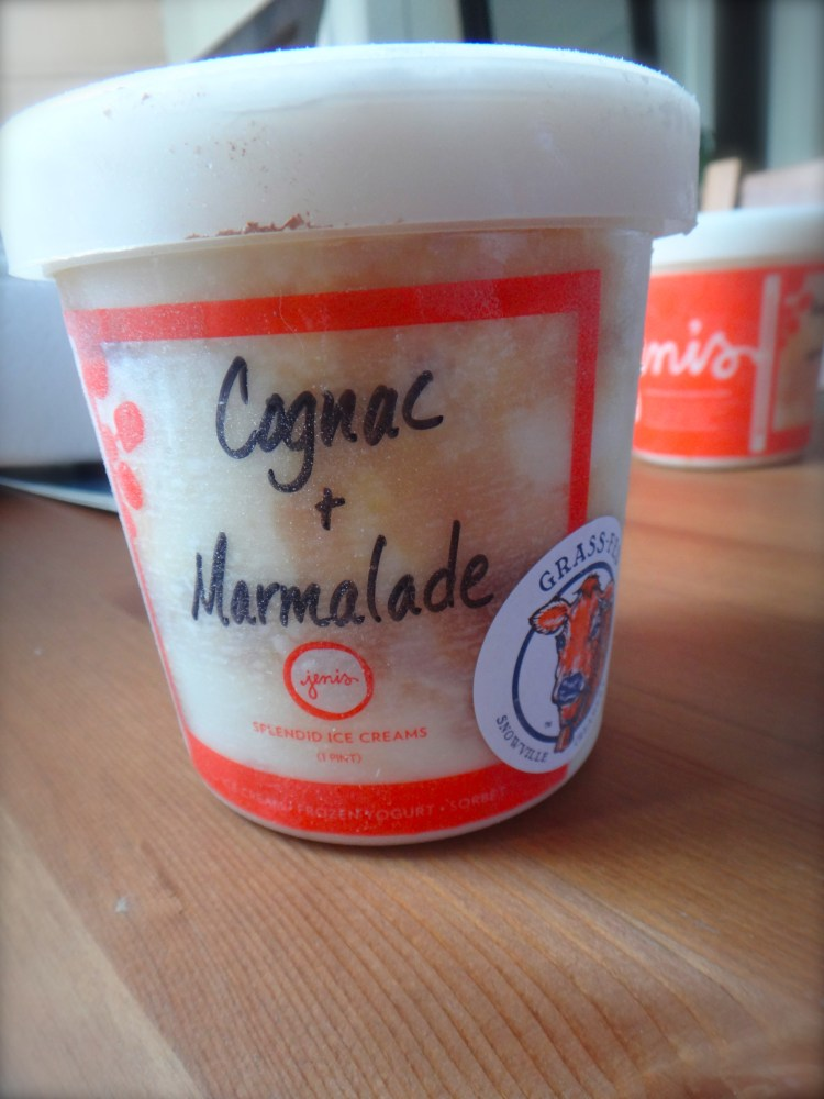Zelda Collection: Jeni's Cognac + Marmalade