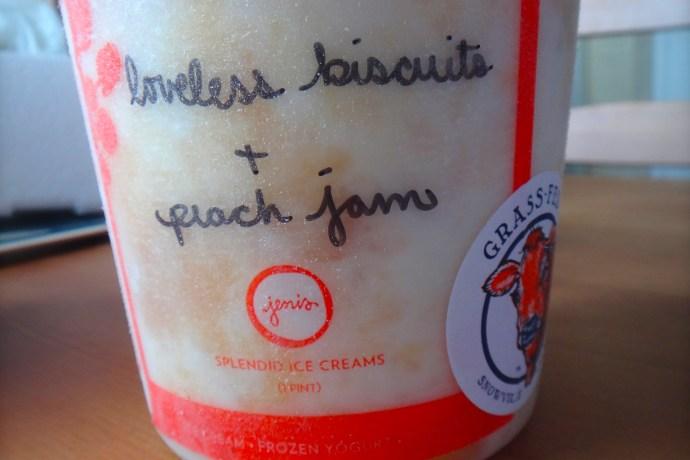 Zelda Collection: Jeni's Loveless Biscuits + Peach Jam