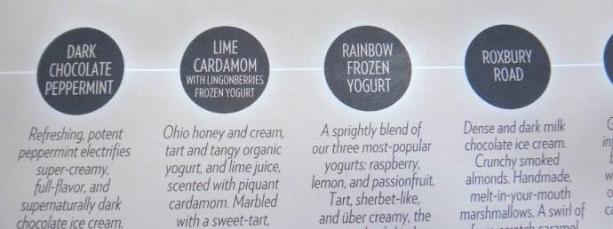Jeni's Signature Flavors